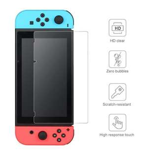 Nintendo Switch Tempered Glass 9H