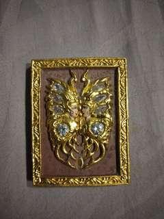 Thai Amulet - Kruba Krissana Butterfly