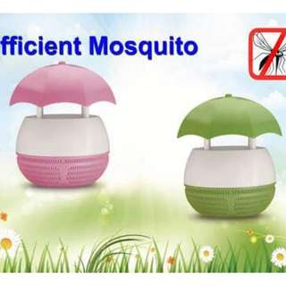 Umbrella led mosquito killer