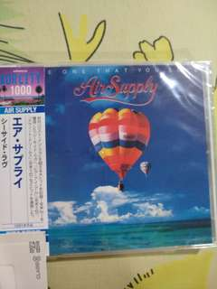 Pop CD - Rare Japan Press Air Supply The One That You Love