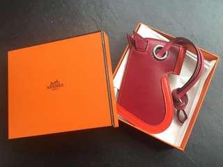 100% New & Real Hermes key holder