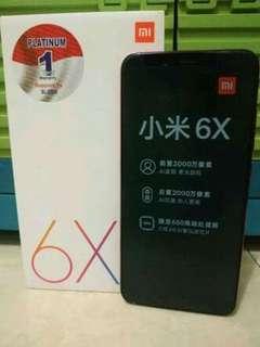 Xiaomi mi 6x 4/64 bisa kredit tanpa kartu kredit proses cepat bunga rendah