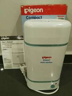 *BRAND NEW* Pigeon Compact Steam Sterilizer