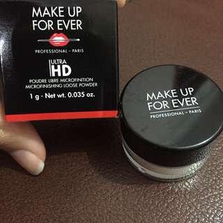 MAKEUP FOREVER microfinishing Loose powder