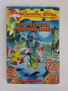 [Geronimo Stilton]  #42: The Peculiar Pumpkin Thief