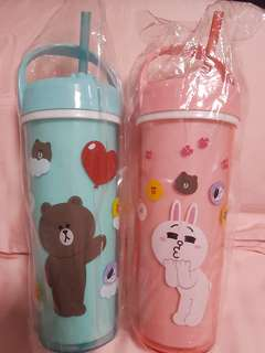Brown & Cony Water Bottle