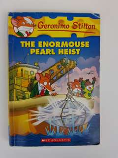 [Geronimo Stilton] #51: The Enormouse Pearl Heist