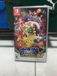 🚚 Nintendo switch Pokken Dx