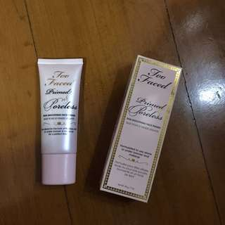 Too faced - primer