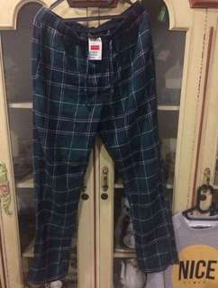 H&M Tartan Pants / Checkered Pants