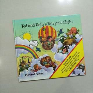 Ted and Dolly's Fairytale Flight
