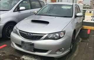 Subaru Impreza SG