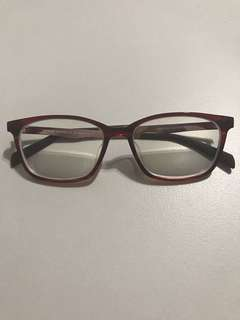 Crocs Maroon Spectacles Frame