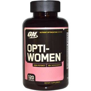 Optimum Nutrition Opti-Women 女性綜合維生素