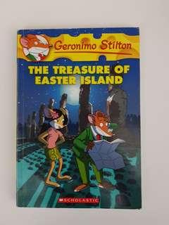 [Geronimo Stilton] #60: The Treasure of Easter Island