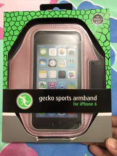 (INTRANSIT) GECKO SPORTS ARMBAND FOR IPHONE 6