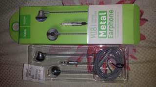 Headset with microphone  ( Gray )