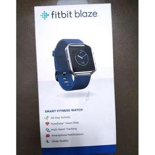 Fitbit Blaze Smart Fitness Watch Large