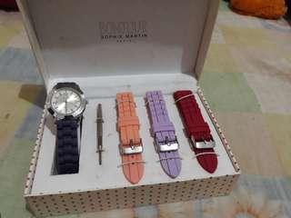 Sophie Martin Set Watches