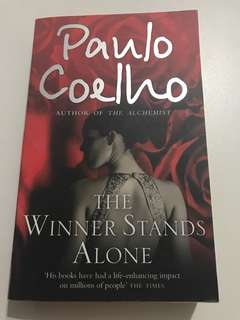 The Winner Stands Alone by Paulo Coelho Book
