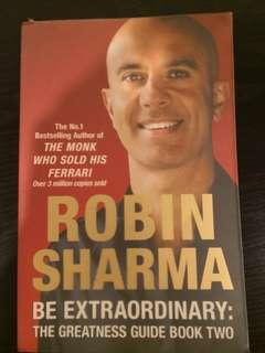 Robin Sharma - Be extraordinary