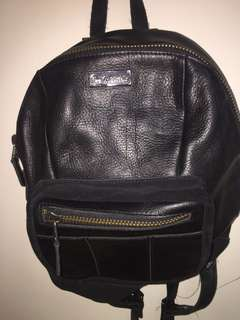 Dr. Martens leather backpack 99% new