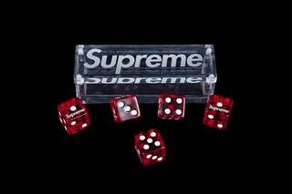 Supreme Dice Set 🔴🎲🎲🎲🎲🎲🔴