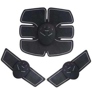 健身 收腹機 運動 男女適用 USB 充電 減肥 EMS 腹