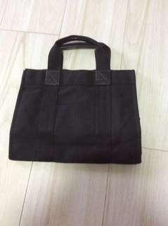 黑色手挽袋 (男女適用)