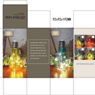 LED DECOR LAMP