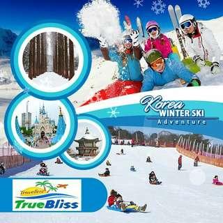 Korea Winter Ski Adventure