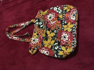 Floral  Vera Bradley bag Made in Australia
