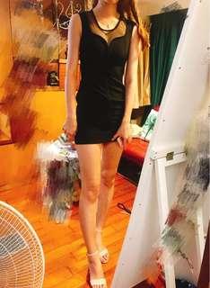 🚚 連身合身裙