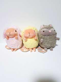 Japan Baby Nature Bunny Rabbit  Cat Soft Plush
