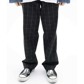 🚚 DAZED 格紋西裝長褲 30腰