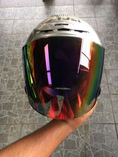 Shoei Jforce 2 Silver