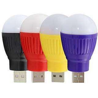 Mini usb bulb