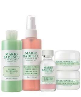 Mario Badescu 50th anniversary essential skin care kit