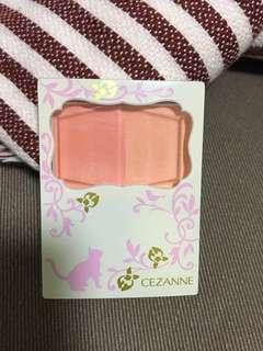 CEZANNE 兩色胭脂修容