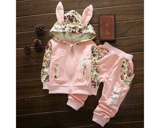 Baju Anak Kd St Bunny Flow Salem