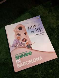 Buku Shinee in Barcelona