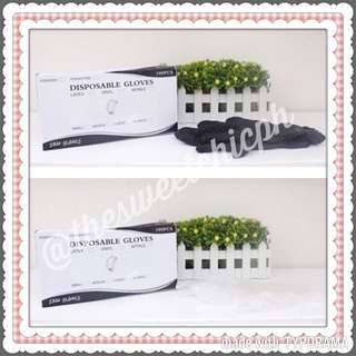 Disposable Hand Gloves 100pcs Per Box