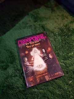 Buku Creepover FULL ENGLISH