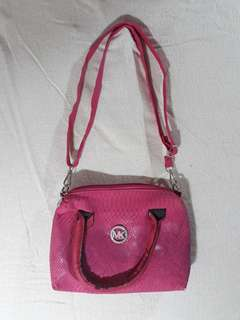 Bargain: Mk Bag in Pink