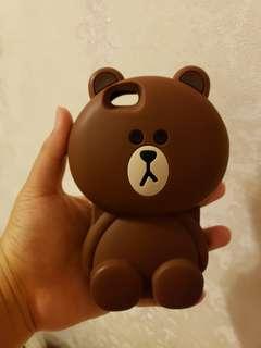 Line 熊大 iPhone 6/6s phone case