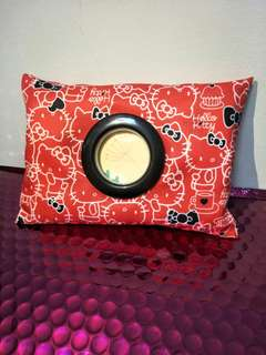 Handmade Travel Tissue Pouch