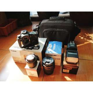 Canon EOS 7D Photography Complete Package