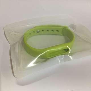 小米手環 1代 綠色手帶