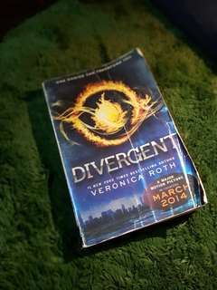 Buku Divergen FULL ENGLISH