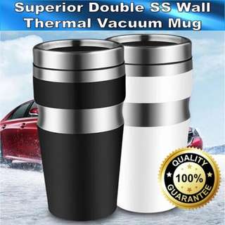 🚚 ★2018 Superior Vacuum Mug/ Coffee Tumbler/Insulated Cold/Hot Water Bottle Flask